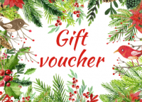 Gift Voucher - make your own - Click to enlarge picture.